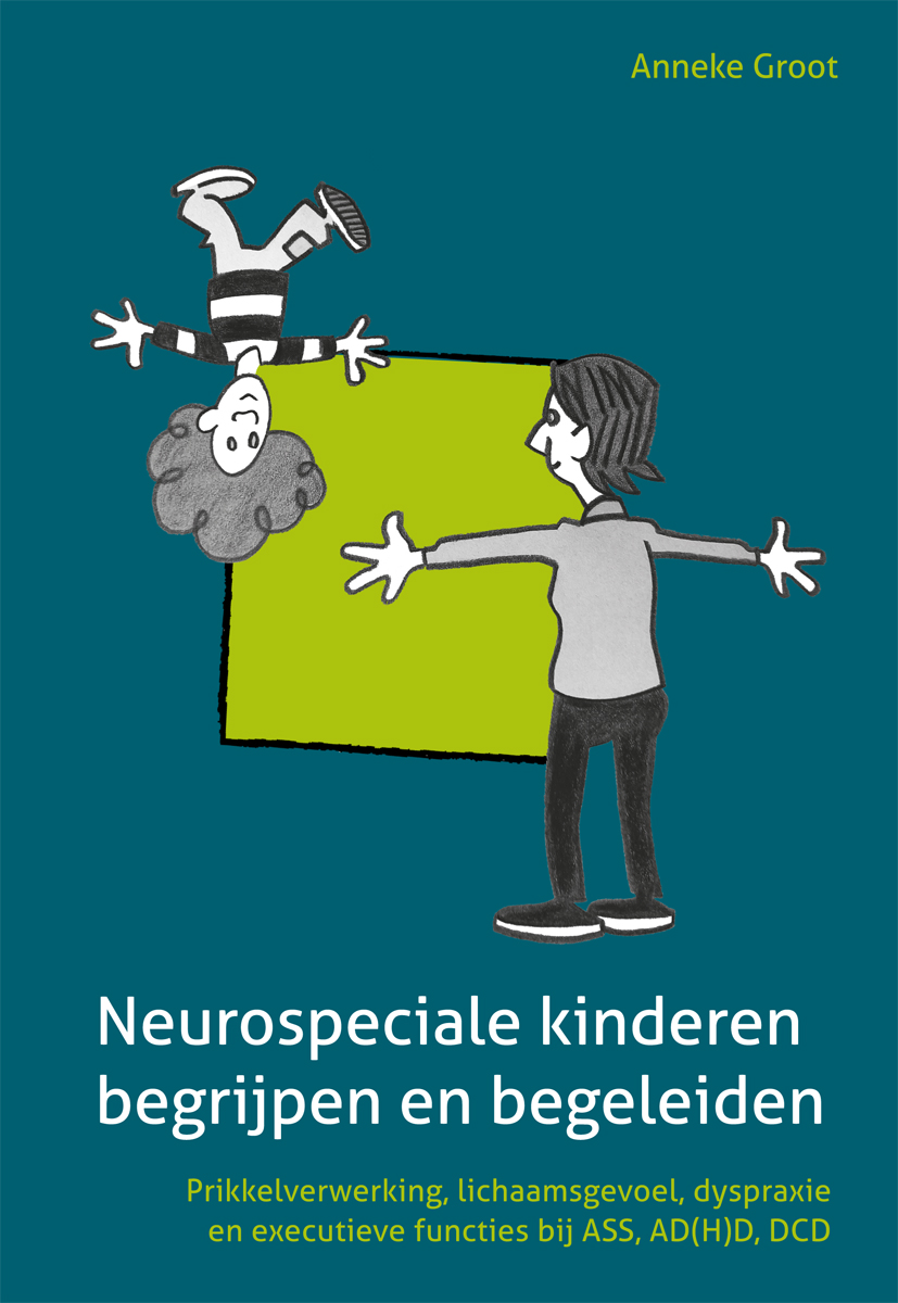 Boek Neurospaciale Kinderen begrijpen en begeleiden